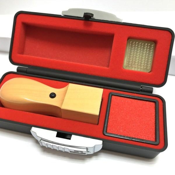 Square Hanko Case