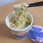 Nissin Cup Noodles Milk Seafood