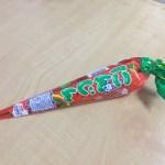 Yaokin Ninjin Japanese Dagashi snack