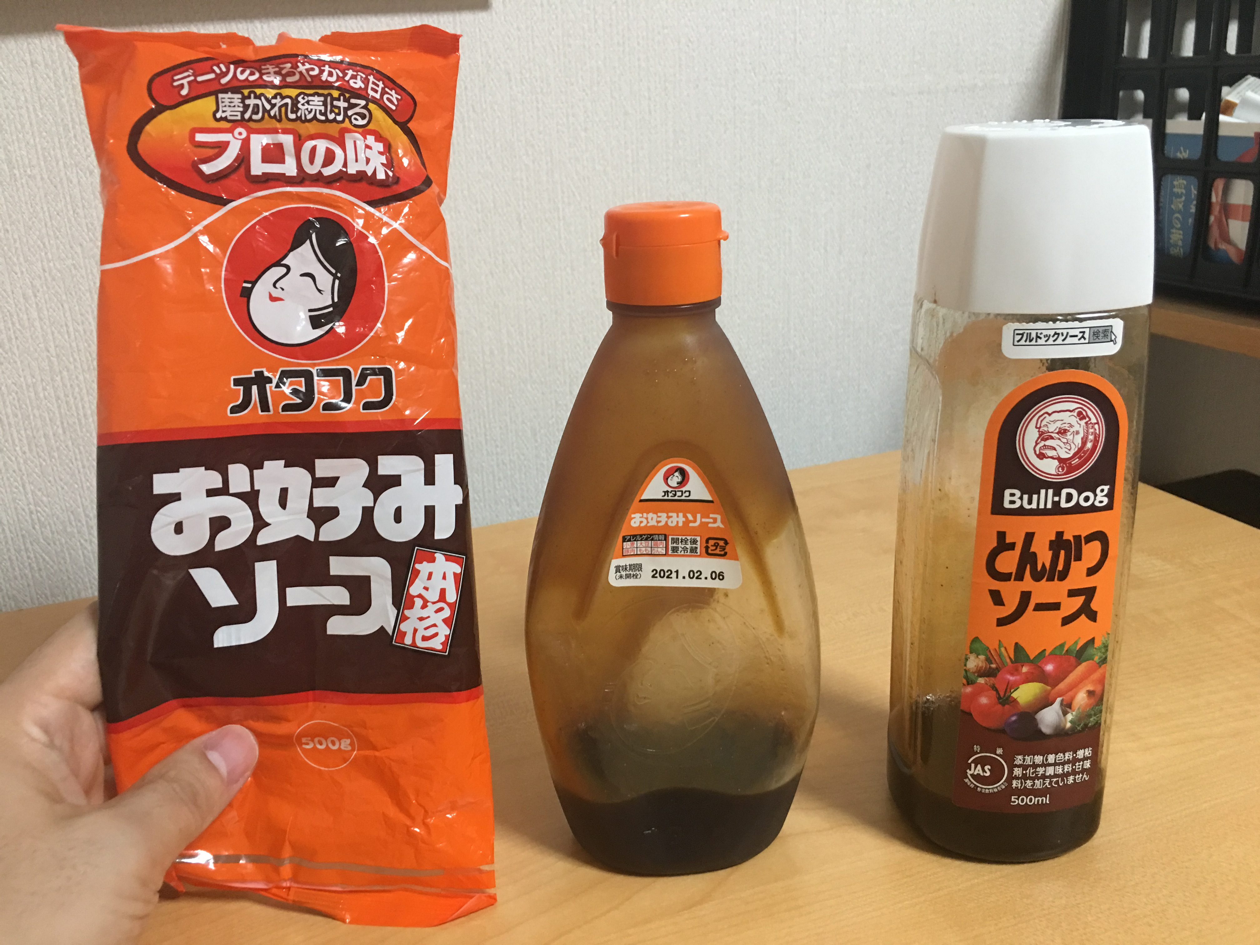 The Difference Okonomiyaki Sauce Vs Tonkatsu Sauce Recommendation Of Unique Japanese Products And Culture