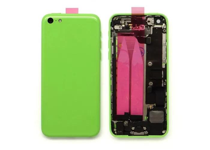 テストされたiPhone 5Cハウジング カバー電池のiPhoneの裏表紙の取り替えの使用