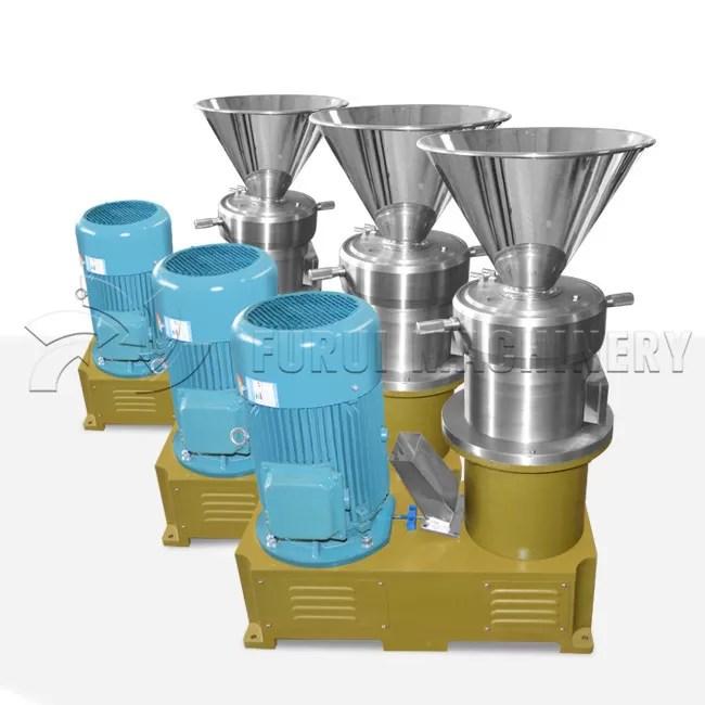 ステンレス鋼のナッツ・グラインダー機械175kg 90%以上同質性