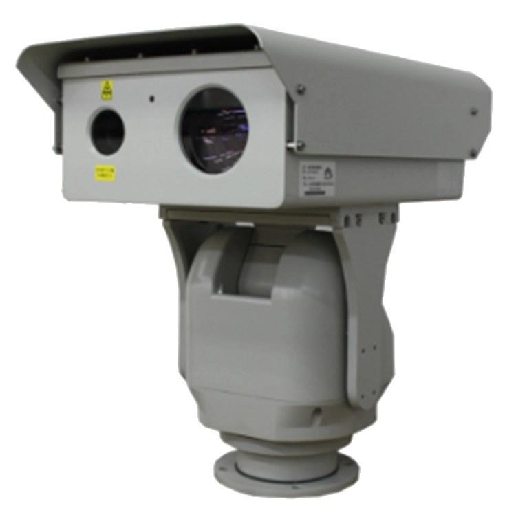 500mの監視の夜間視界PTZの長期CCDのカメラ レーザーの照明のカメラ