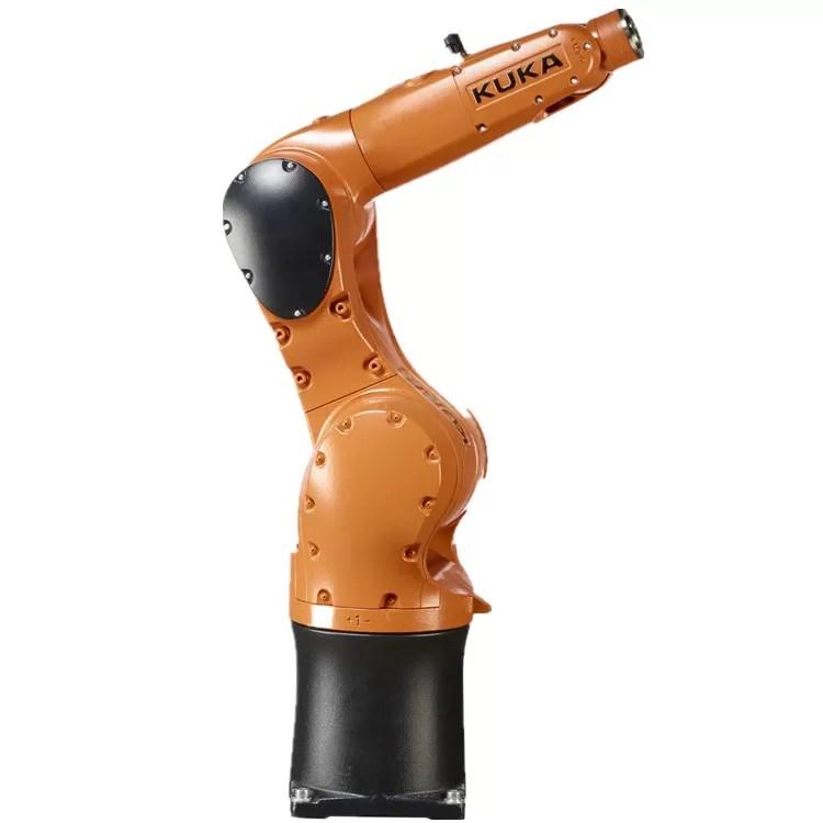 Kukaのロボット腕320 Mm Xを塗るKR 6 R700 SIXXのデルタ320のMmの足跡