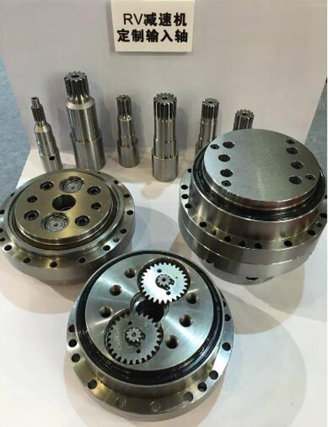 統合されたRVの減速裝置RV-C完全なモデルRepace Nabtescoの減力剤