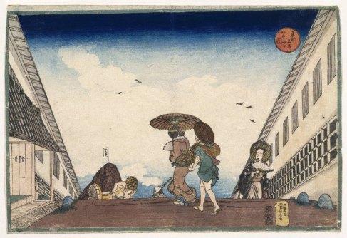 The Hilltop Kasumi Gaseki Ichiyusai