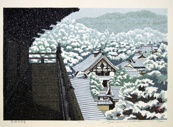 Ido Snow on Nanzenji