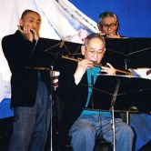 Lemon Creek Harmonica Band