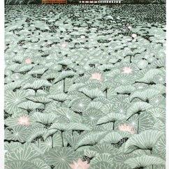 Modern White Chair Orange And A Half Woodblock Prints By Ray Morimura | Website Dedicated To Japanese Art Design. Run Artist ...