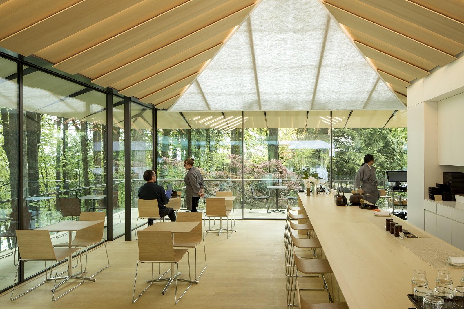 Umami Cafe Portland Japanese Garden