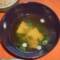 Osuimono: Clear Broth with Fish