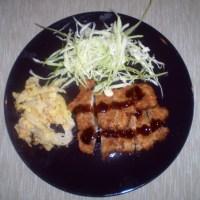 Tonkatsu: Japanese Style Pork Cutlet