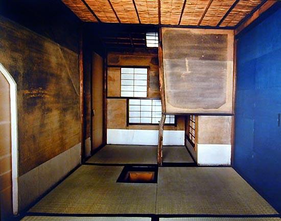 Theme Reading Tea Leaves The Shokintei at Katsura