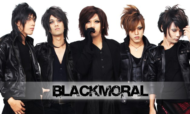[Band] BLACKMORAL, Band Visual Kei Indonesia