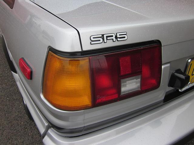 1985 Toyota SR5 AE86 11
