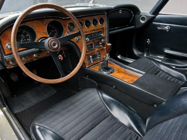 1967 Toyota 2000GT belatrix yellow 04