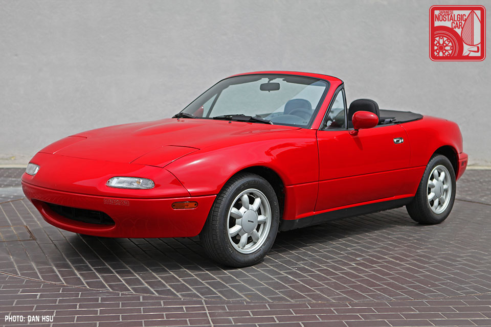 Japanese Car Legends Wallpaper 25 Year Club The Mazda Mx 5 Is Officially A Japanese