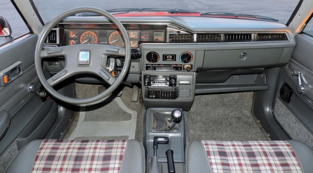 KIDNEY ANYONE Flawless EA81 Subaru GL Wagon  Japanese Nostalgic Car