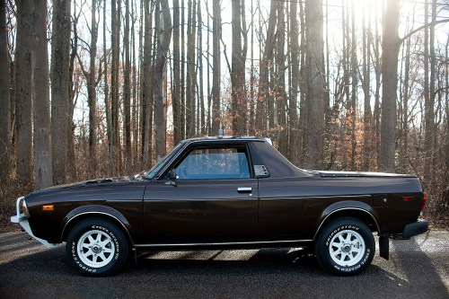 small resolution of 2 500 mile subaru brat sold for 46k japanese