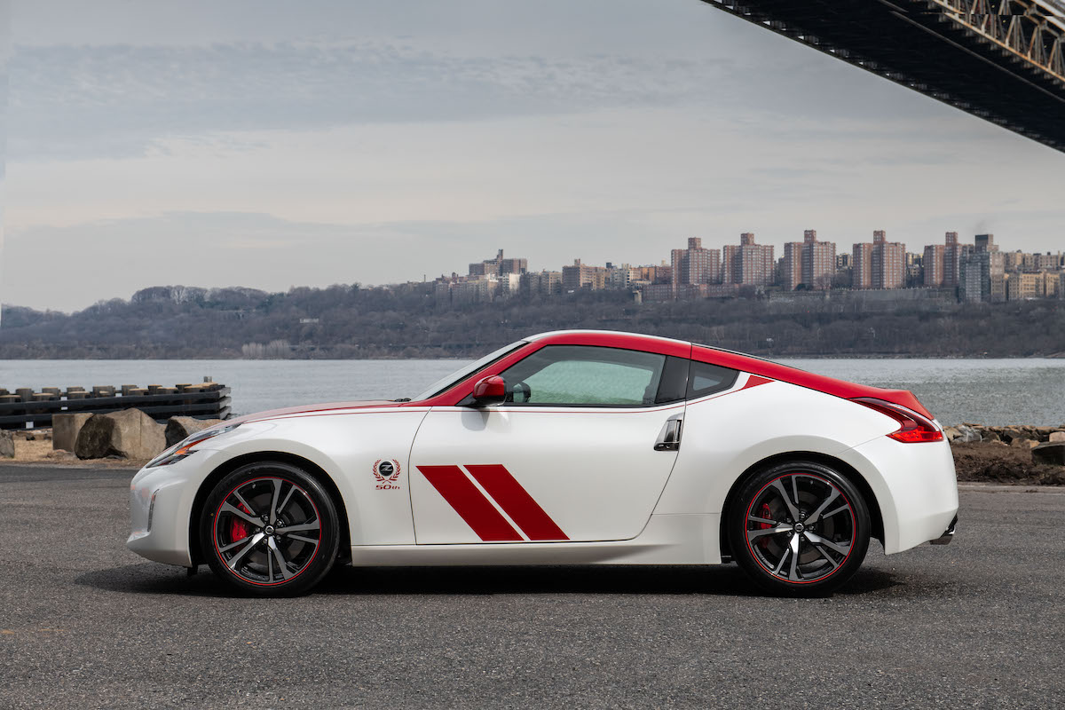 NEWS: Nissan releases 50th Anniversary Edition 370Z   Japanese Nostalgic Car