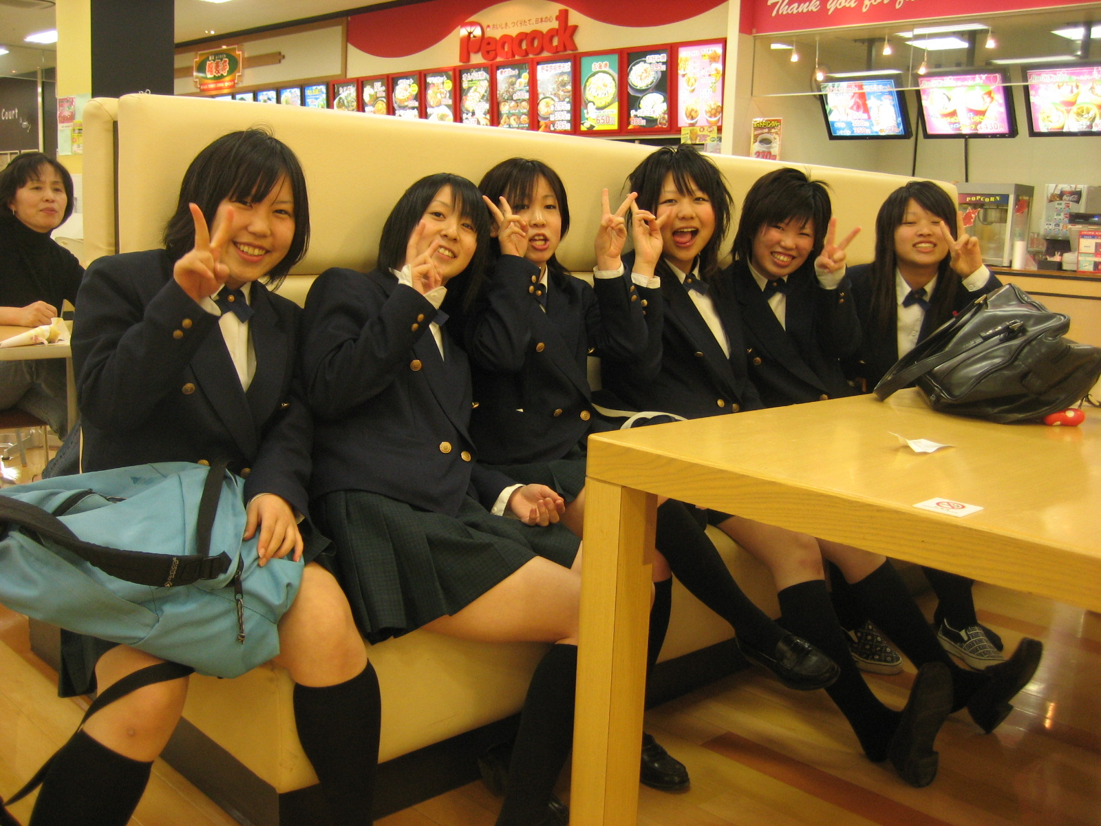 A Glimpse Of Japanese School S Life Part 4