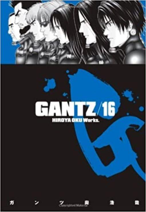 GANTZ 16