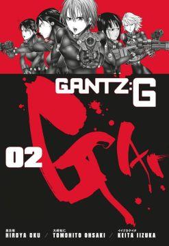 GANTZ G 02