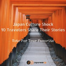 Japan Culture Shock 10 Travelers Share Stories