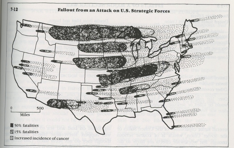Nuclear War Radioactive Fallout and the Earths Global Ecosystem