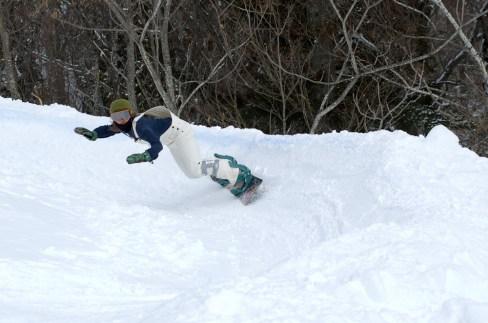 Nagareha banked slalom bibs