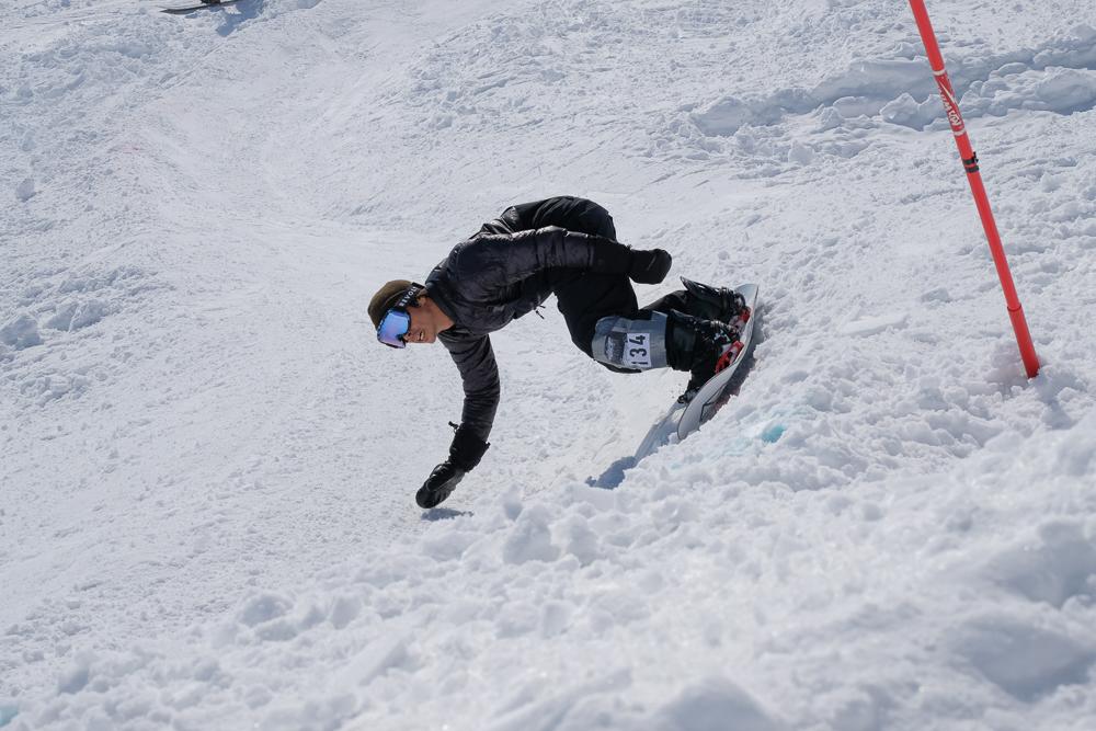 Tenjin Banked Slalom Takahara Nakai solo