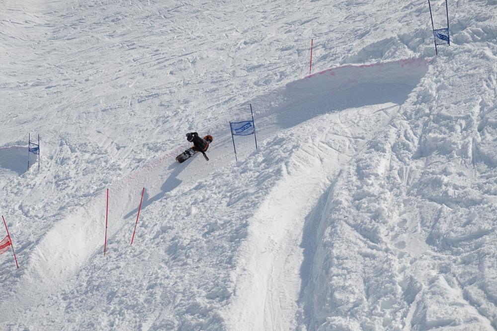 Tenjin Banked Slalom Konishi whiz