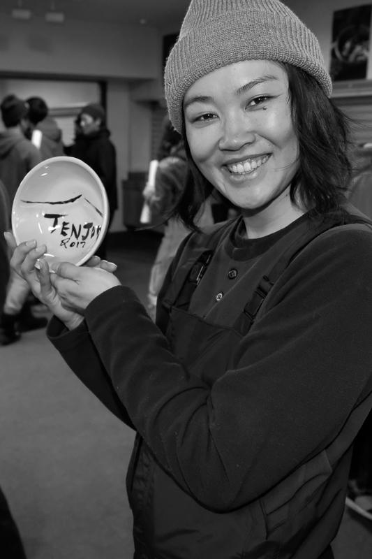 Tenjin Banked Slalom 2017 Yoko bowl