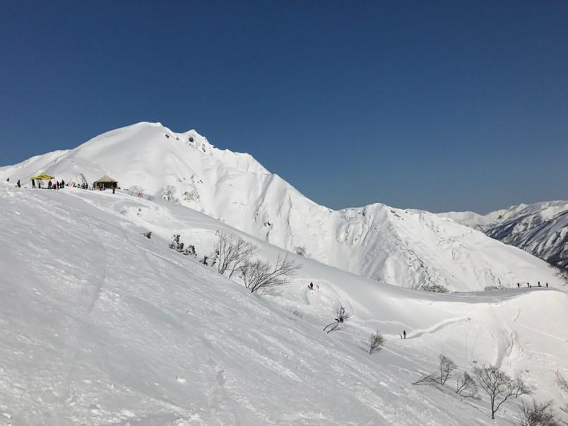 Tenjin Banked Slalom 2017 mountain