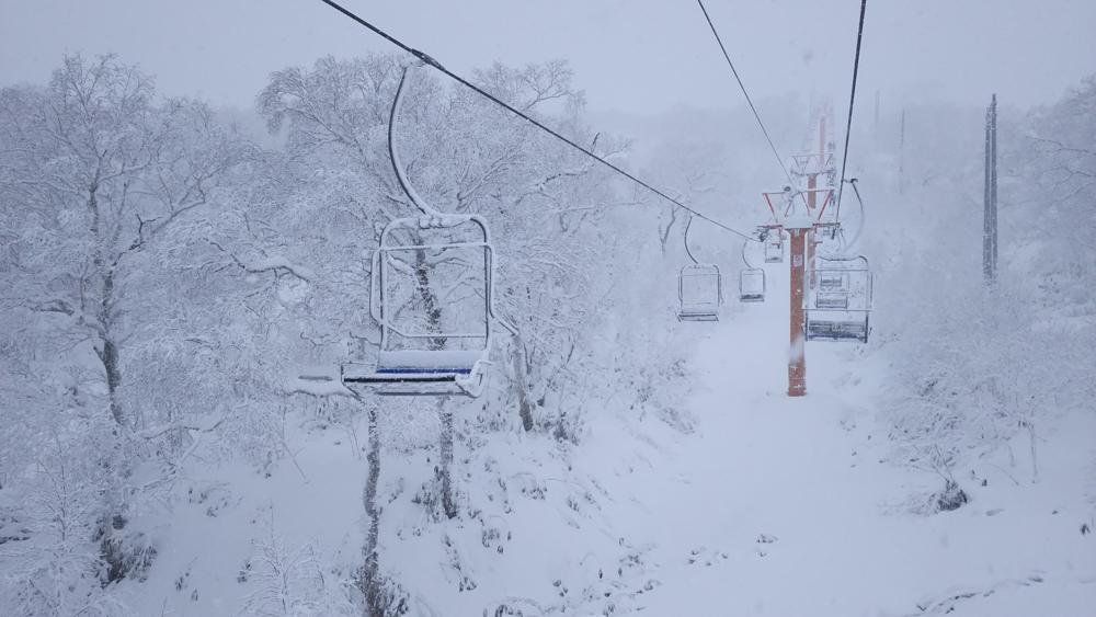 Niseko opening day lifts