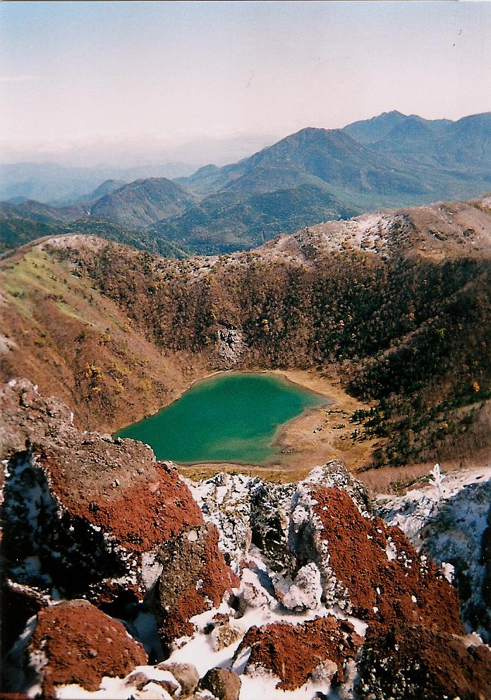 Mt. Oku-shirane