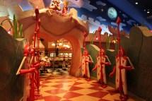 Tokyo Disney Resort Queen Of Hearts Banquet Hall