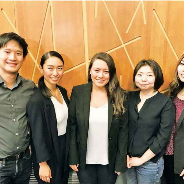 MUSUBU: A community that connects young Japanese professionals in Canada