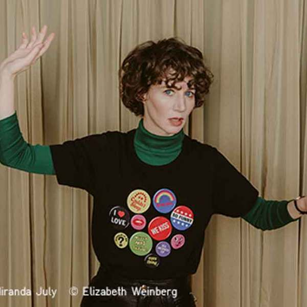 Uniqlo's UT Collection Teams Up with Artist Miranda July
