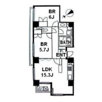2LDK Apartment Example