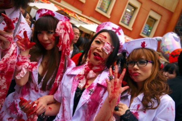Find your Halloween Costume in Nagoya | Japan Info Swap