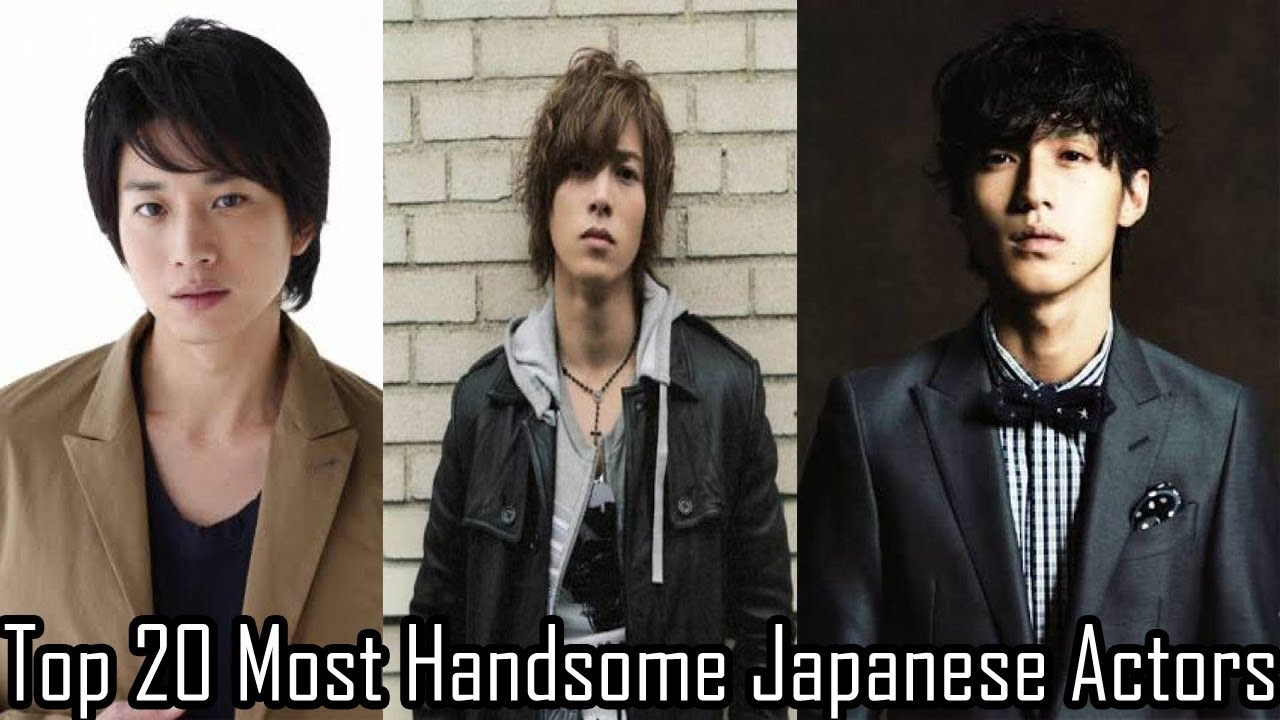 Top 20 Most Handsome Hottest And Talented Japanese Actors Japan Inside