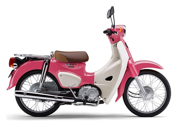 Natsumi S Pink Scooter From Weathering With You Now On Sale From Honda For A Limited Time Japan Inside