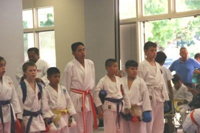 Gensei Ryu 2015 Kumite Soon 2