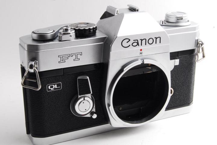 Canon FT QL カメラ