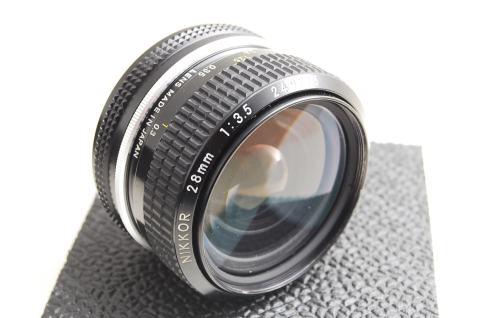 Nikon Nikkor 28mm 3.5