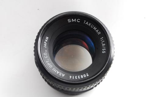 SMC Takumar 55mm F1.8 修理教科書