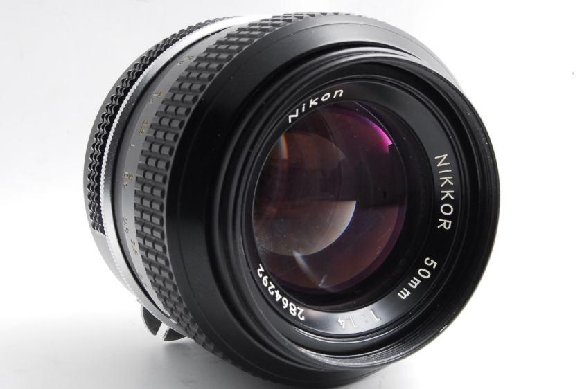 Nikon Nikkor 50mm F1.4 Repair Textbook