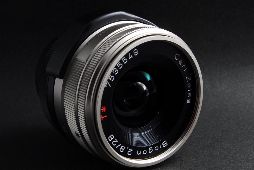 Carl Zeiss Biogon 28mm F2.8 修理教科書