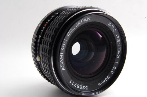 SMC Pentax 30mm F2.8